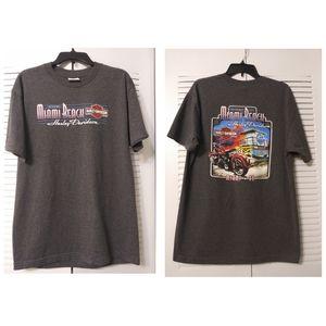 Men Harley-Davison T-shirt